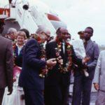 Die staatlichen Beziehungen zwischen der DDR und Afrika. Das Beispiel Mosambik.
