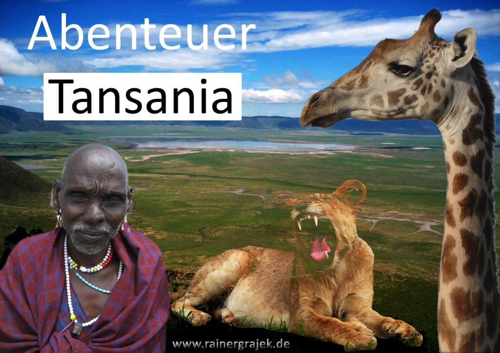 Vortrag Abenteuer Tansania