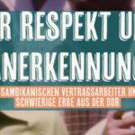 Sachbuch: Für Respekt und Anerkennung