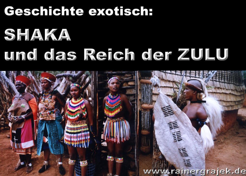 shaka und das reich der zulu plakat