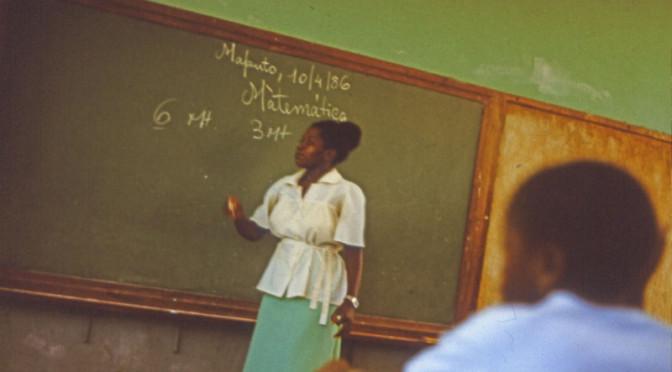 unterricht in mosambik